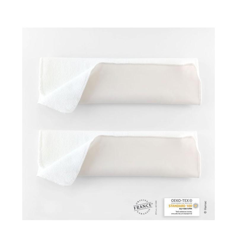 Hamac - 2 inserts lavables...